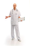 ассистент медицинский Стоковые Изображения RF