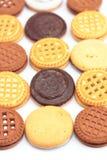 Ассортимент различных печений Стоковая Фотография RF