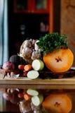 Ассортимент свежих овощей Стоковая Фотография RF