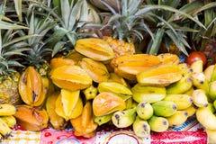 Ассортимент свежих органических плодоовощей Стоковая Фотография RF