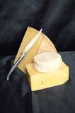 Ассортимент сыра горы Стоковое фото RF