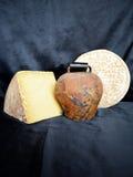 Ассортимент сыра Auvergne Стоковая Фотография