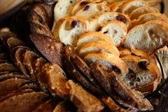 Ассортимент хлеба Стоковое фото RF