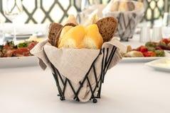 Ассортимент хлеба Стоковые Изображения RF