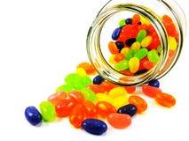 Ассортимент цветастой конфеты студня плодоовощ Стоковая Фотография RF