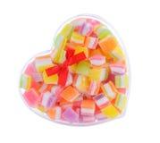 Ассортимент цветастой конфеты студня плодоовощ Стоковые Изображения RF
