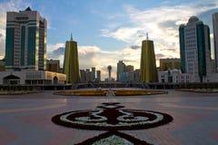 Астана Стоковое Изображение