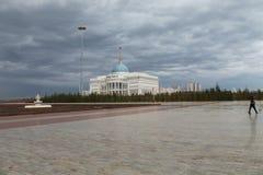 Астана AKorda Стоковое Изображение RF