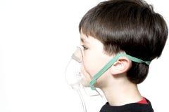 астма Стоковое Изображение