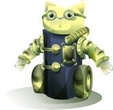 Астронавт кота Стоковое Изображение RF