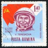 астронавт Стоковая Фотография RF