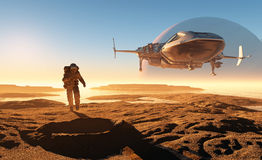 астронавт Стоковое Фото