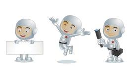 Астронавт 1 Стоковые Изображения