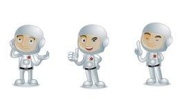Астронавт 2 Стоковые Изображения RF