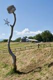 Астрономическая обсерватория в San Marcello, Пистойя, Италии стоковые фотографии rf