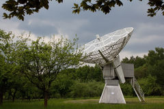 астрономическая обсерватория Стоковое Изображение