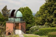 астрономическая обсерватория Стоковая Фотография RF