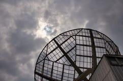 астрономическая обсерватория Стоковые Изображения RF