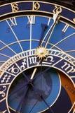 астрономические часы средневековые стоковые фотографии rf