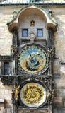астрономические часы Стоковая Фотография RF