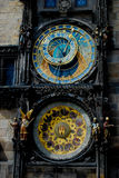 астрономические часы prague Стоковое Изображение