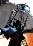 астрономический телескоп обсерватории Стоковые Изображения