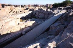 Асуан, Египет стоковое фото rf