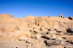 Асуан, Египет стоковые фотографии rf