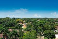 Асунсьон Парагвай Стоковое Изображение RF
