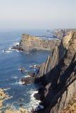атлантический свободный полет восточная Португалия Стоковая Фотография RF