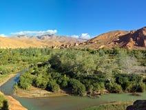 атлас Марокко Стоковые Изображения