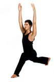 Атлетический человек Стоковая Фотография RF