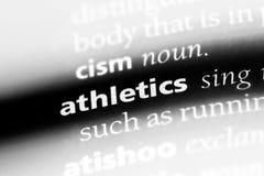 атлетических стоковое фото