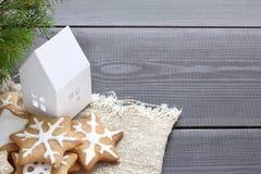 Атмосфера праздников рождества Стоковое Фото