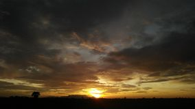 Атмосфера утра Стоковые Фото