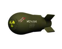 Атомная бомба Стоковое фото RF