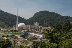 Атомная электростанция Angra Стоковая Фотография