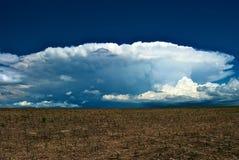 атомный шторм Стоковое Изображение RF