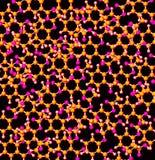 атомы иллюстрация вектора