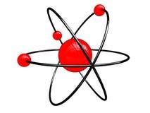 атом Стоковая Фотография