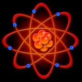 атом Стоковые Фото
