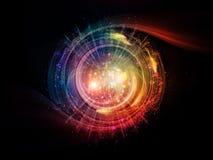 Атом Стоковые Фотографии RF