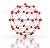 атом Стоковая Фотография RF