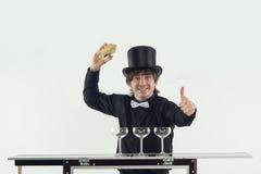 Атрибуты хорошего бармена Стоковые Фотографии RF