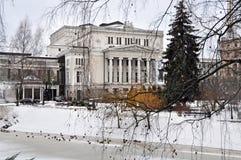 латышская национальная опера Стоковое Фото