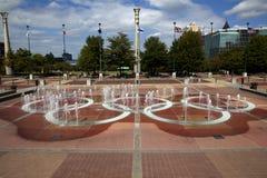 Атланта Georiga Стоковое Фото
