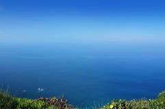 Атлантический океан, на запад большинств пункт Европы, Португалии стоковые изображения