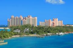 Атлантида Багамы Стоковое Изображение RF