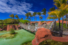 Атлантида Багамы Стоковая Фотография RF