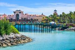 Атлантида Багамы Стоковые Изображения
